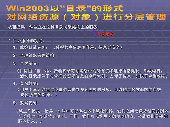 Win2003