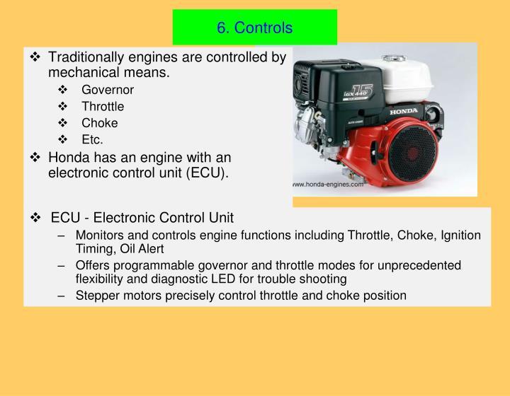 6. Controls