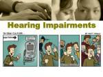 hearing impairments