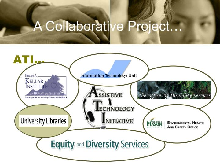 A Collaborative Project…
