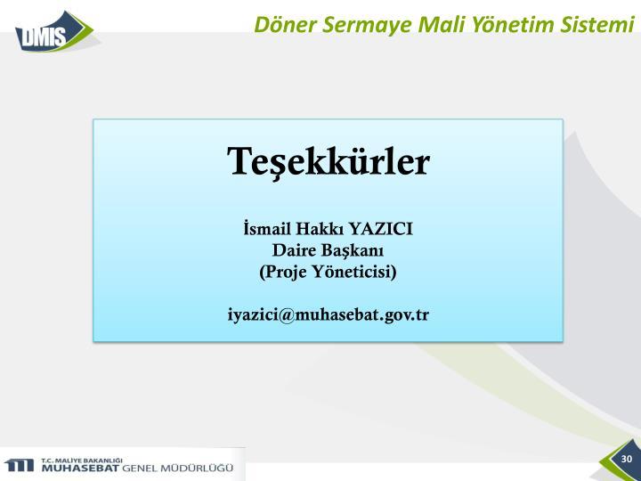 Döner Sermaye Mali Yönetim Sistemi