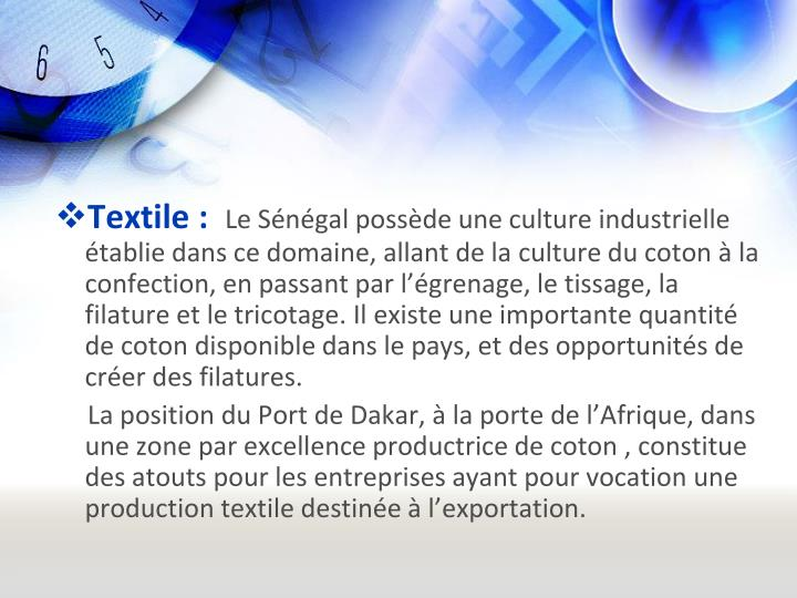 Textile: