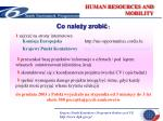 human resources and mobility10