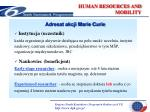 human resources and mobility4
