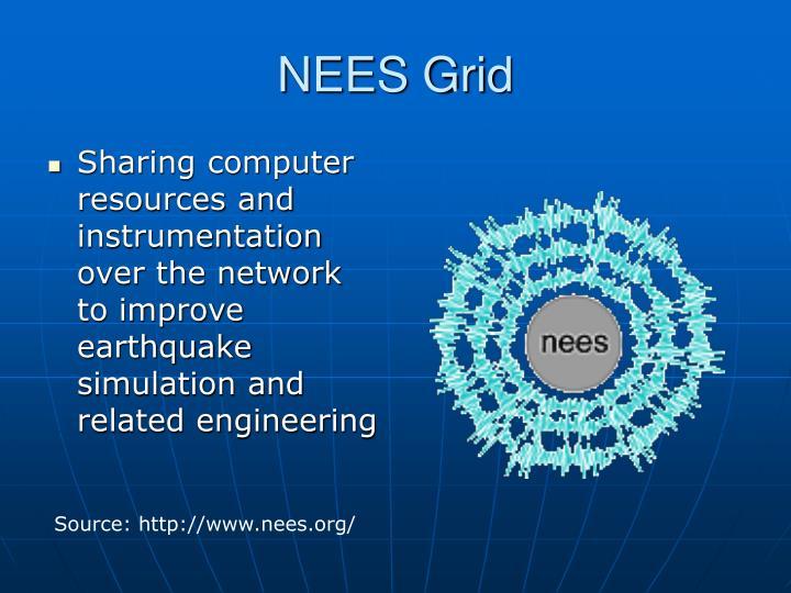 NEES Grid