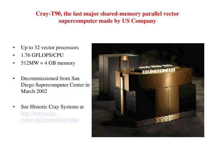 Vector parallel supercomputer