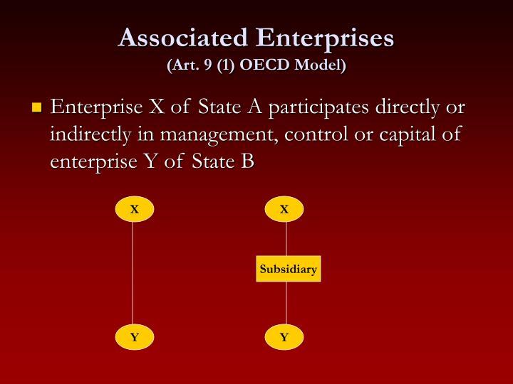 Associated Enterprises