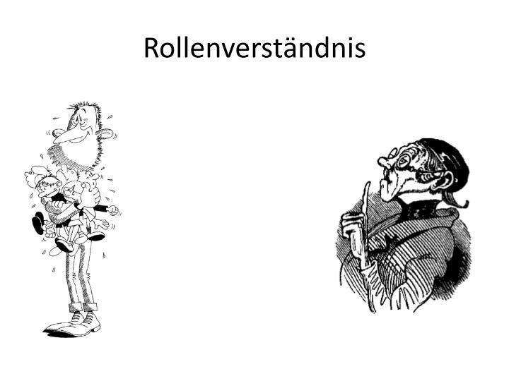 Rollenverständnis