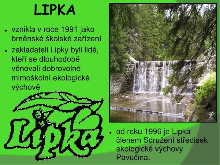 LIPKA