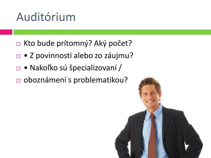 Auditórium