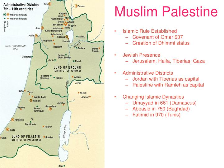 palestine muslim Palestine is an integral part of the arab and islamic homeland, and it was usurped by the zionist jews with the support and encouragement of western colonialist powers explaining the.
