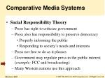 comparative media systems2