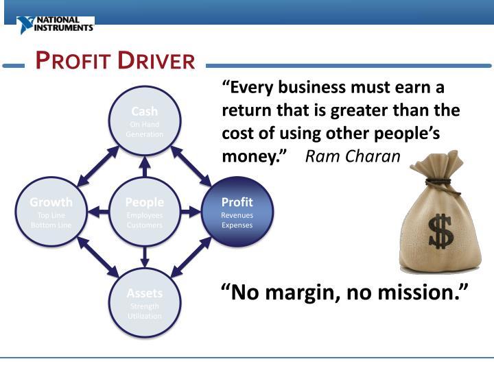 Profit Driver