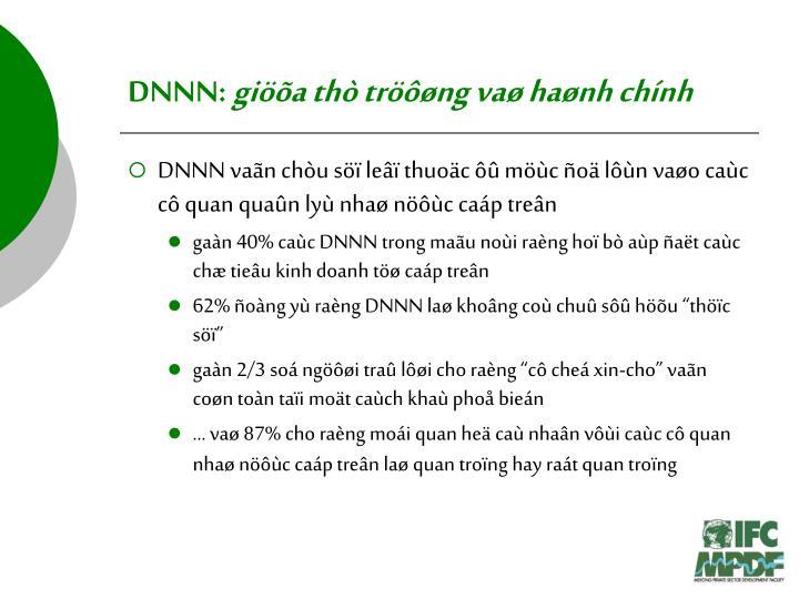 DNNN: