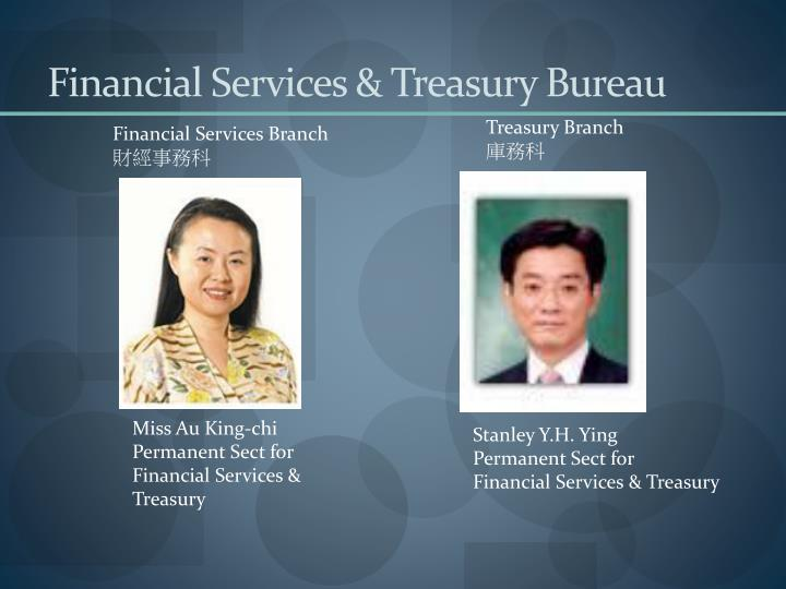 Financial Services & Treasury Bureau