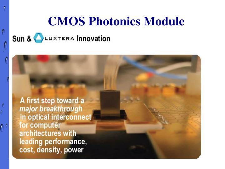 CMOS Photonics Module