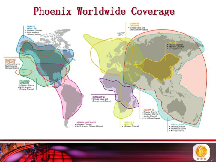 Phoenix Worldwide Coverage