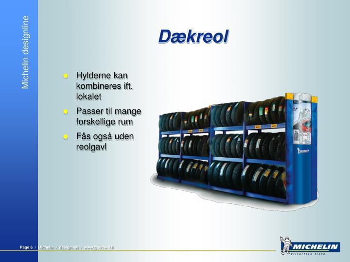 Dækreol