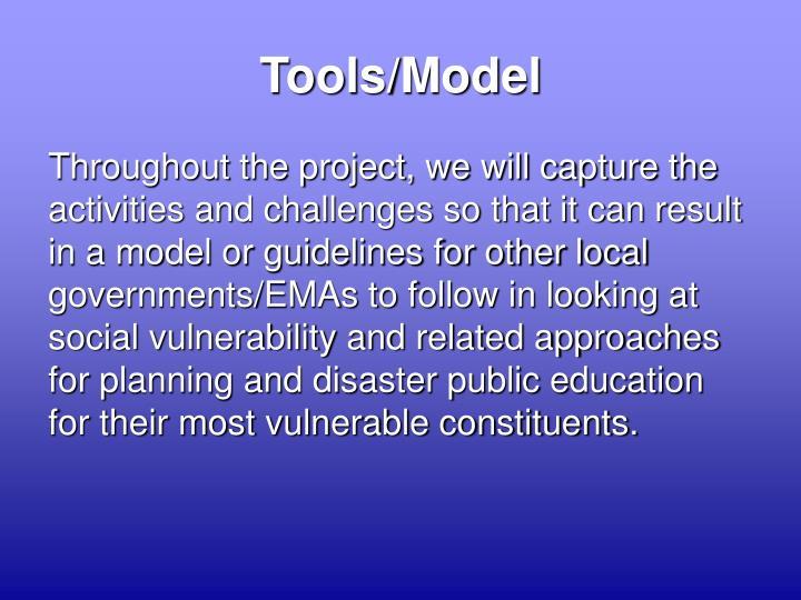 Tools/Model