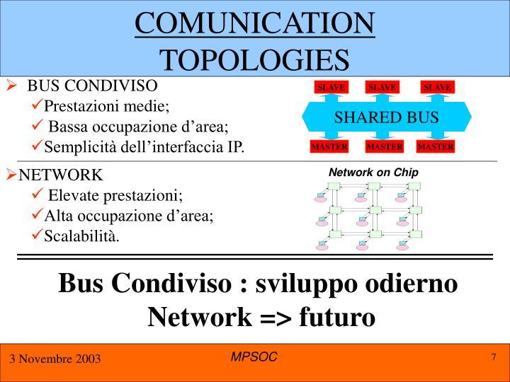 BUS CONDIVISO