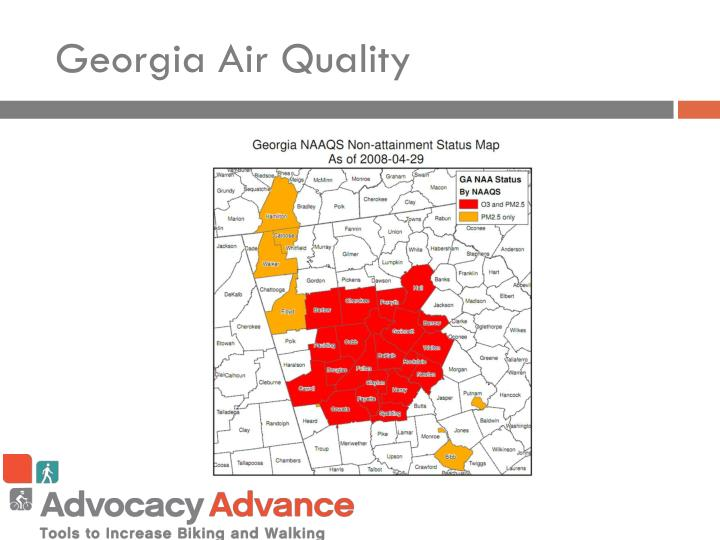 Georgia Air Quality