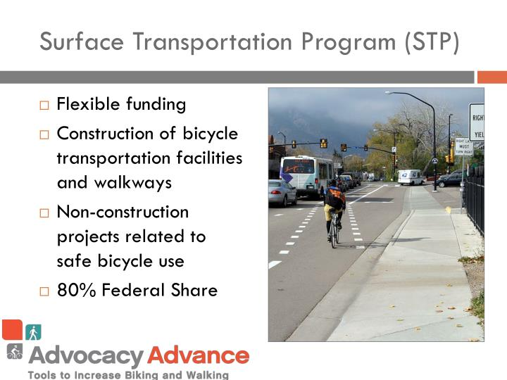 Surface Transportation Program (STP)