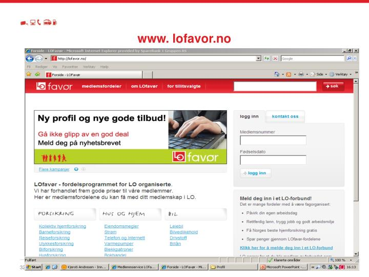 www. lofavor.no
