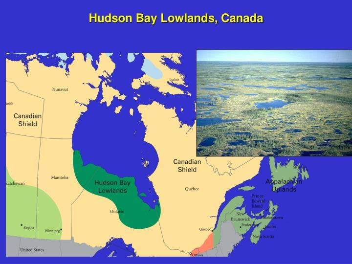 Hudson Bay Lowlands, Canada