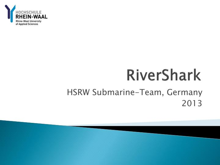 RiverShark