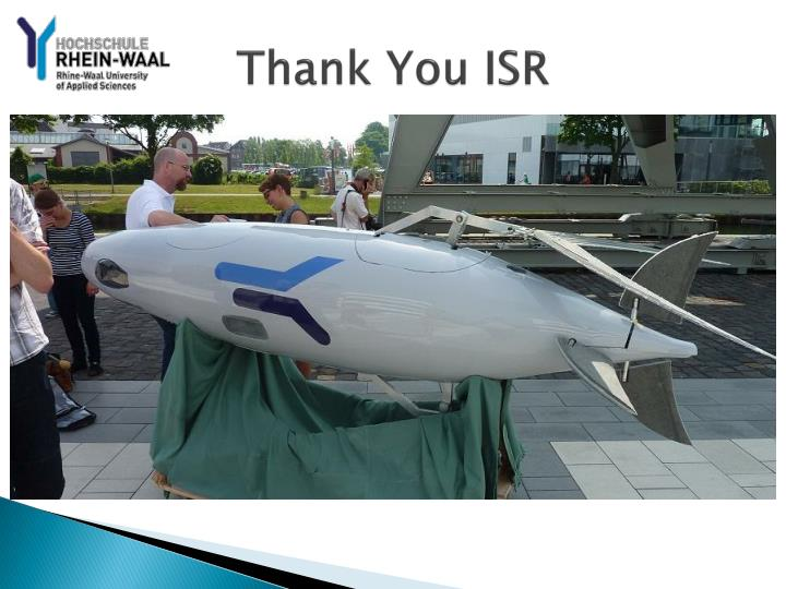 Thank You ISR