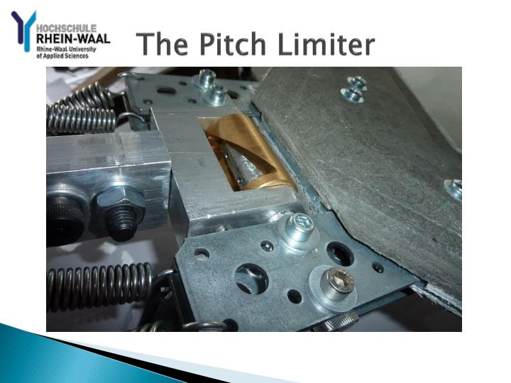 The Pitch Limiter