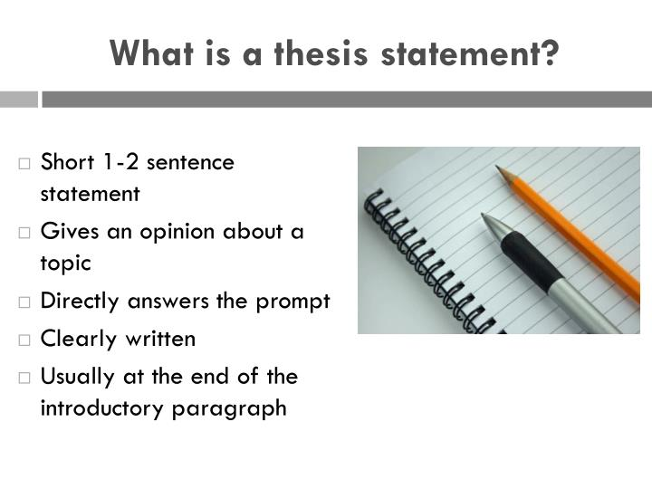 what is e thesis What a thesis is: it is a claim (not a fact) that can be supported by a reason or reasons it directly answers the question of the assignment this is such an effective type of thesis because it clearly tells the reader what is going to be discussed it also helps the writer stay focused and organized.