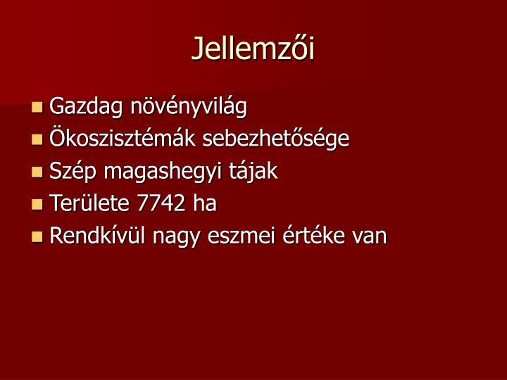 Jellemz