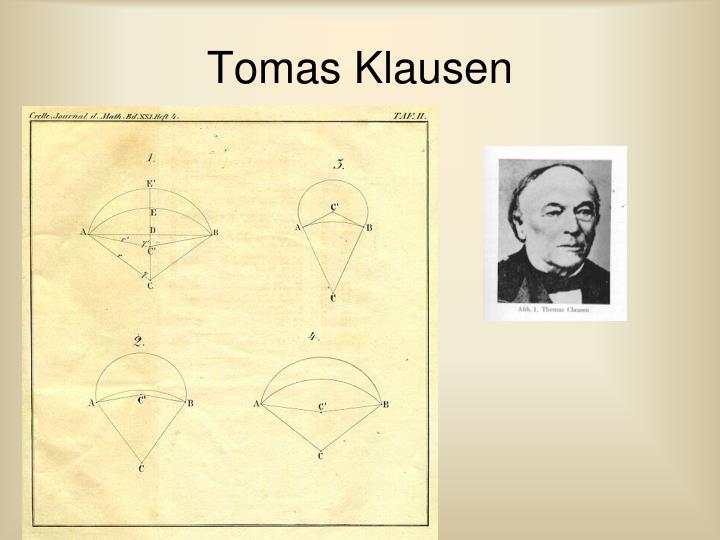 Tomas Klausen