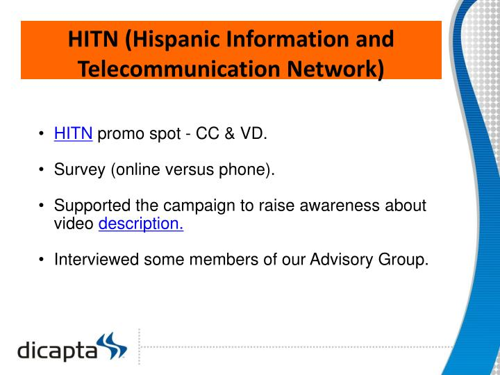 HITN (Hispanic Information and Telecommunication Network)