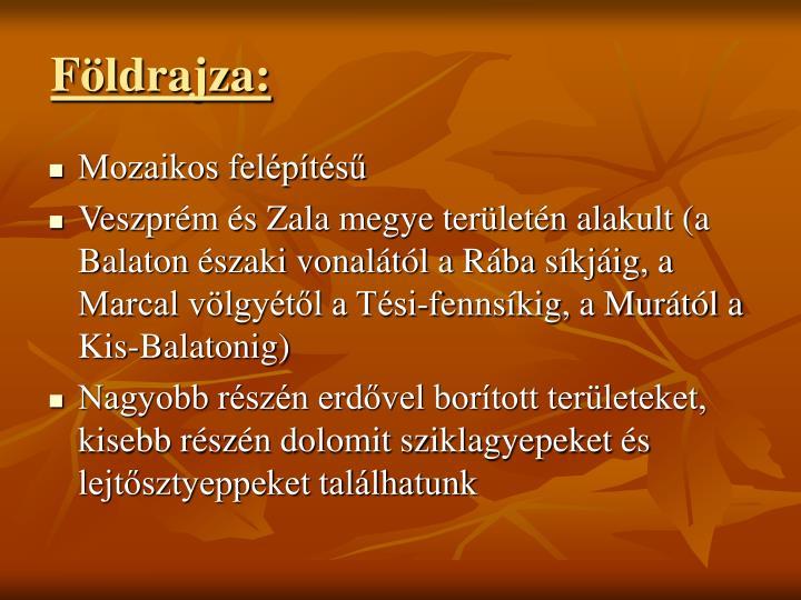 Fldrajza: