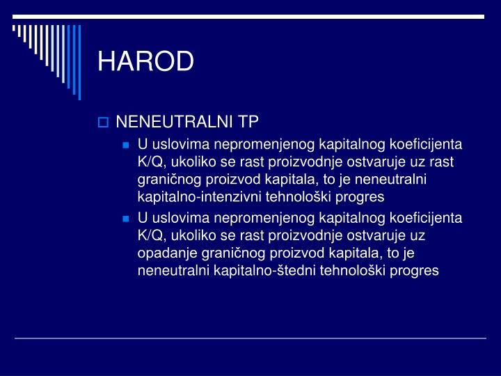 HAROD