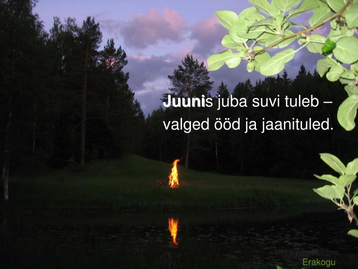 Juuni