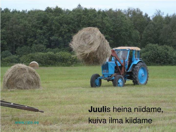 Juuli