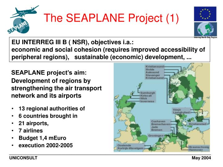 The seaplane project 1