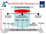 the seaplane resolution 3