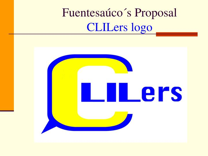 Fuentesaúco´s Proposal
