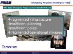 emergency response challenges today2