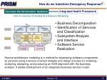 how do we transform emergency response5