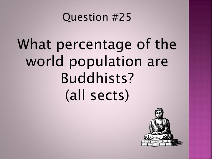 Question #25