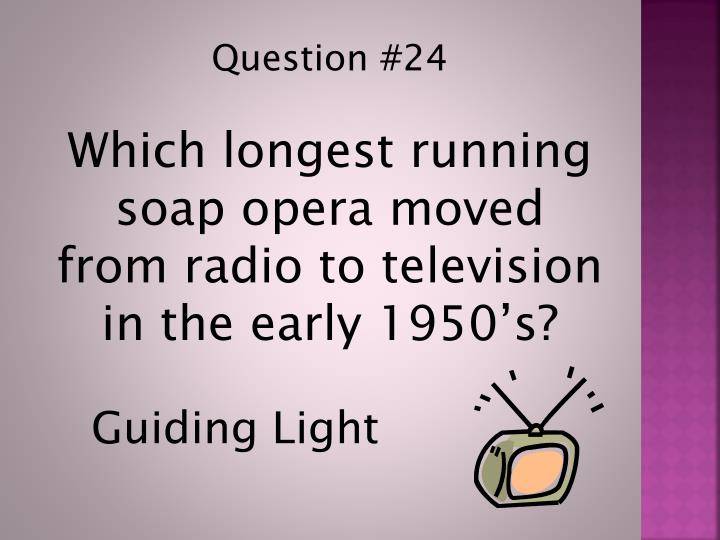 Question #24