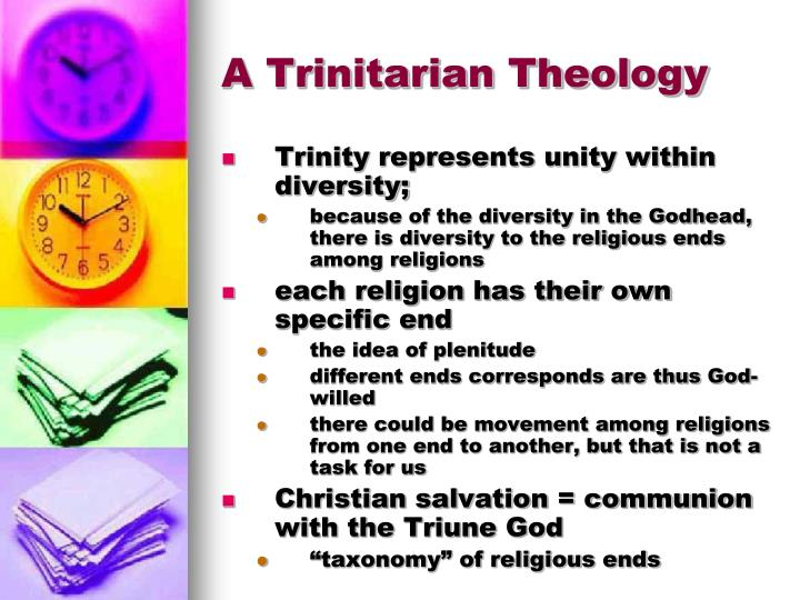 A Trinitarian Theology