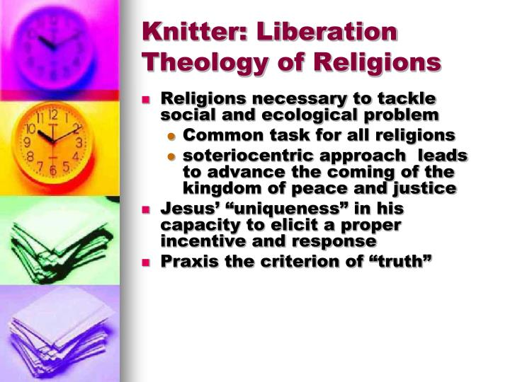 Knitter: Liberation Theology of Religions