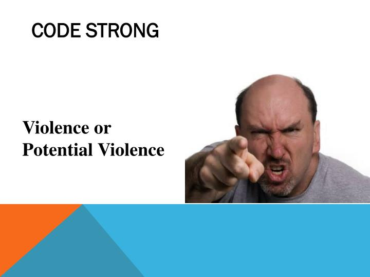 CODE STRONG