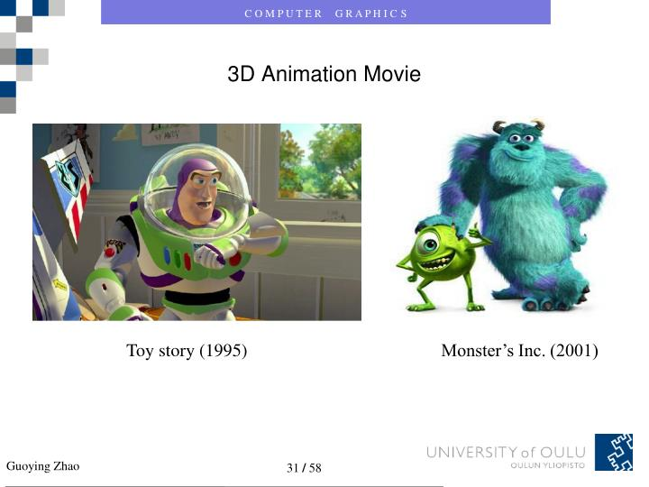 3D Animation Movie